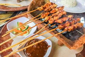 تور بالی و غذاهایی که باید امتحان کنید