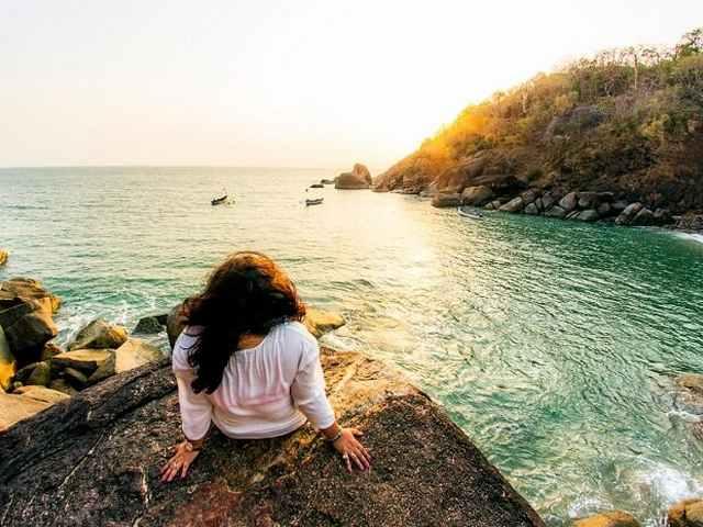 5 تا از رمانتیک ترین سواحل گوا