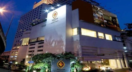 Eastin Makkasan Bangkok hotel