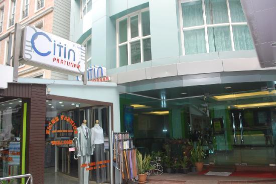 Citin Pratunam hotel
