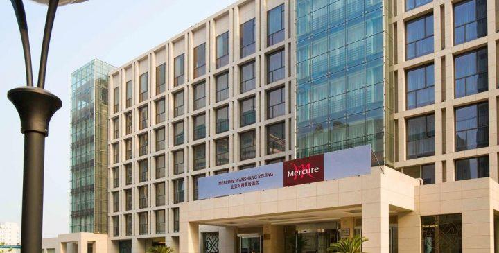 Mercure Wanshang Beijing hotel