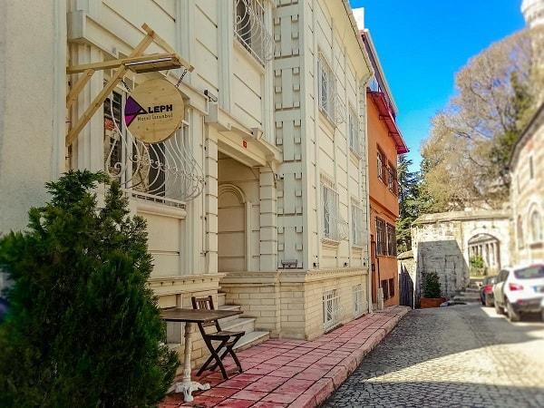 هتل های مقرون به صرفه استانبول