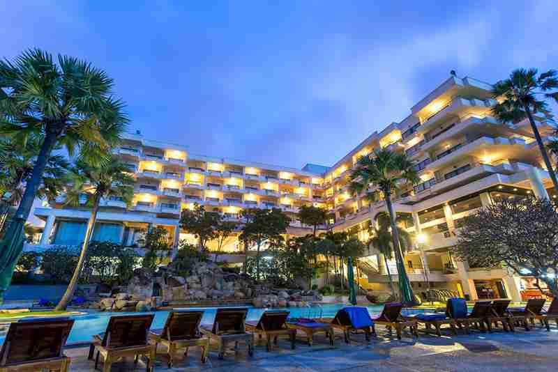 Garden Sea View Resort hotel