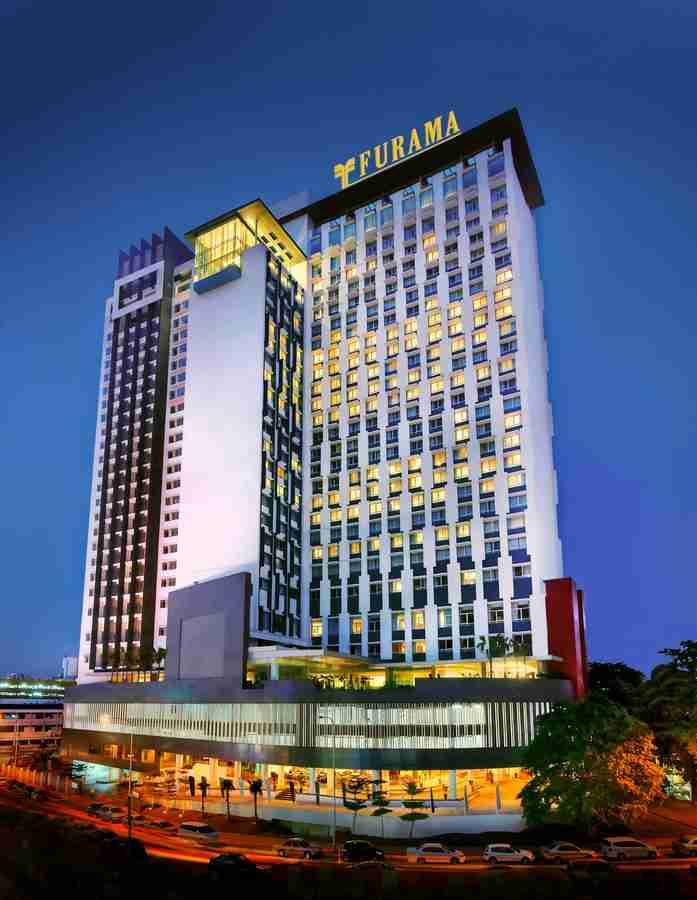 Furama Bukit hotel
