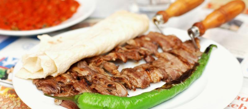رستوران های وان، ترکیه