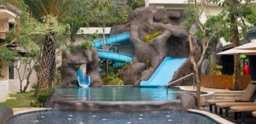 Padma Resort Legian hotel
