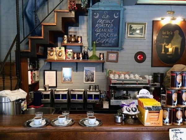 محبوب ترین کافه های استانبول