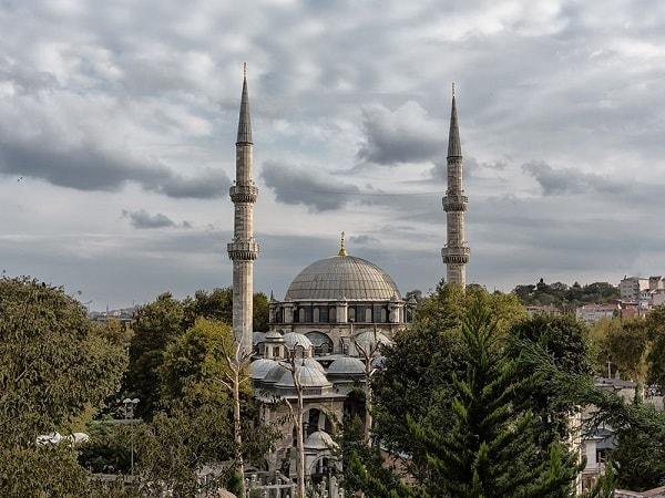 زیباترین مساجد استانبول