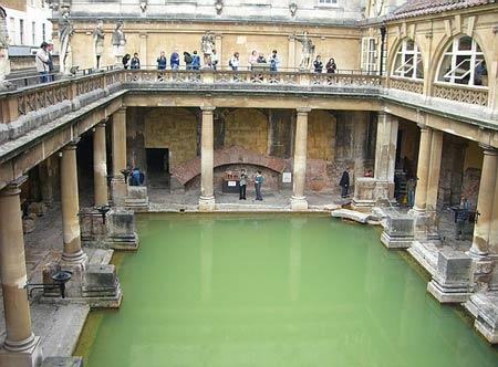 حمام رومی، موزه تاریخ شناسی استانبول