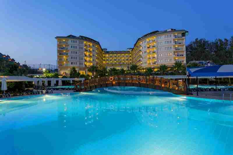 Mukarnas Spa Resort hotel