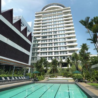 Federal Kuala Lumpur hotel