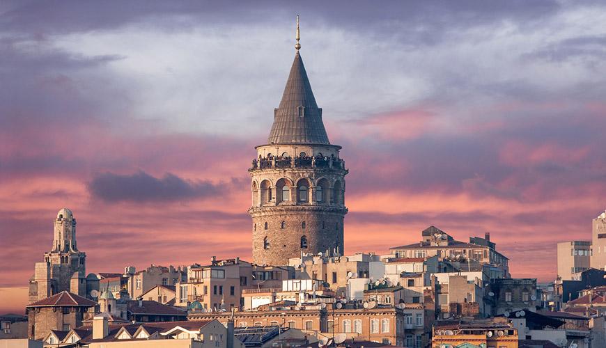 برج های تاریخی استانبول