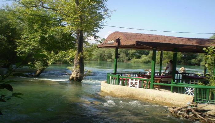 رودخانه ماناوگات آنتالیا (Manavgat River Antalya)
