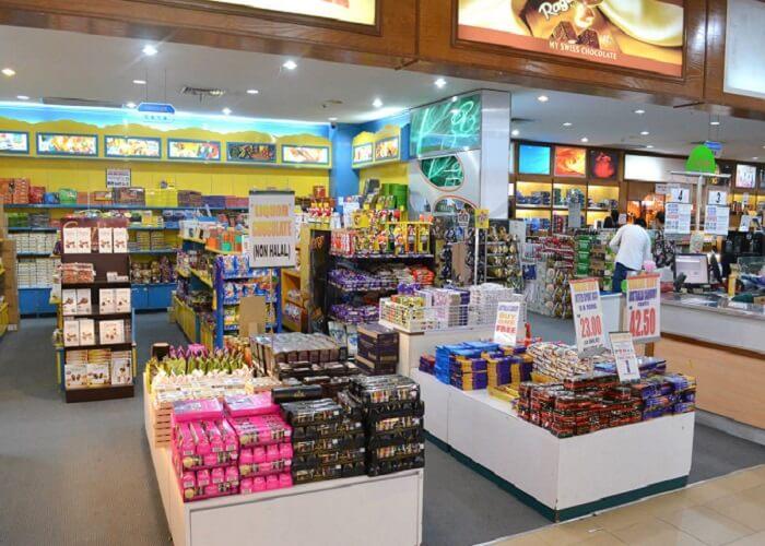 بهترین مراکز خرید لنکاوی
