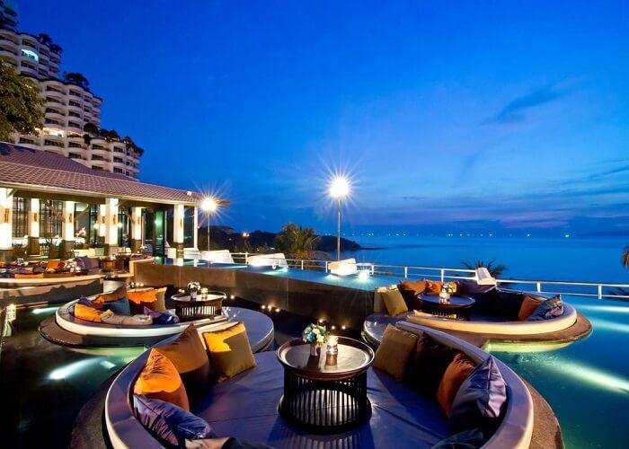 هتل های لوکس پاتایا