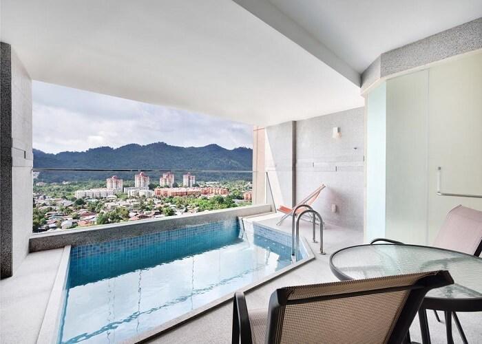 بهترین هتل های پنانگ