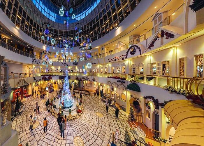 برترین مراکز خرید پنانگ مالزی