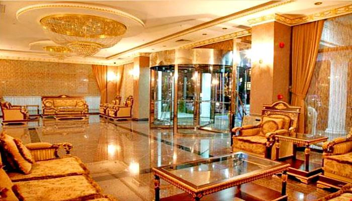 هتل های پرطرفدار آنکارا