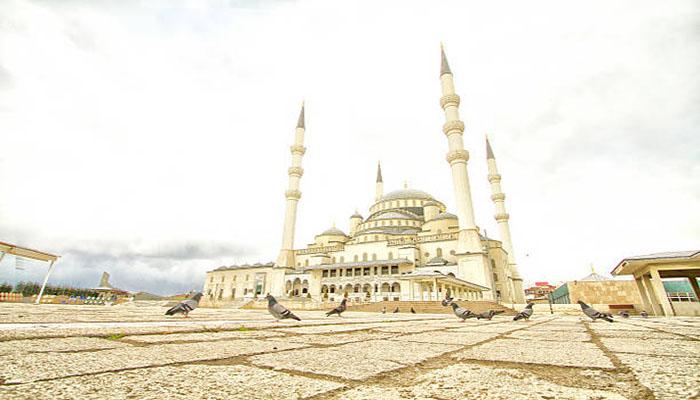 مسجد های تاریخی آنکارا