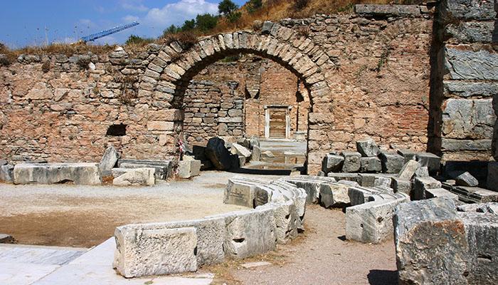 حمام رومی آنکارا ( Roman Baths of Ankara )