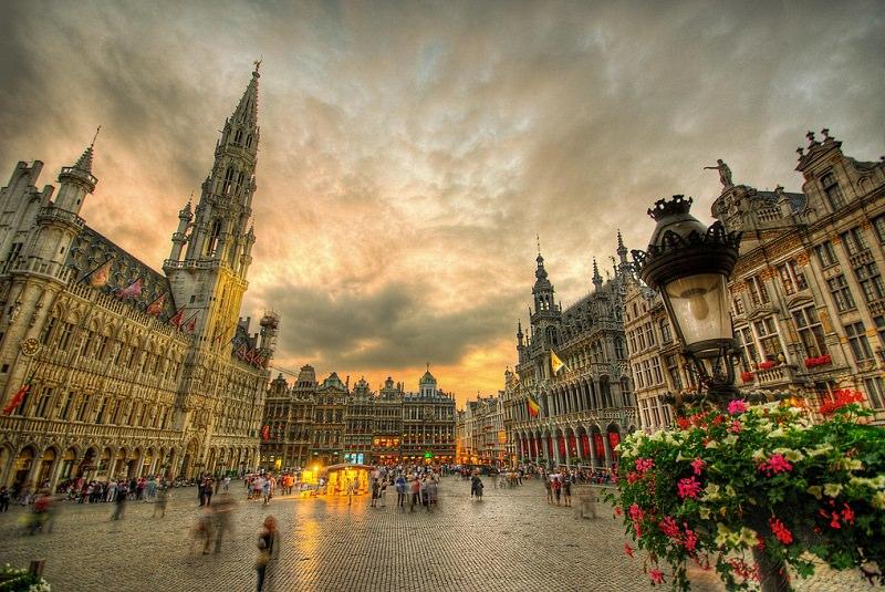Noname Brussel hotel