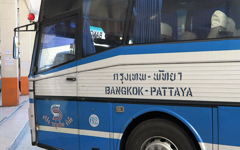 نحوه رفتن  از بانکوک به پاتایا در تور تایلند