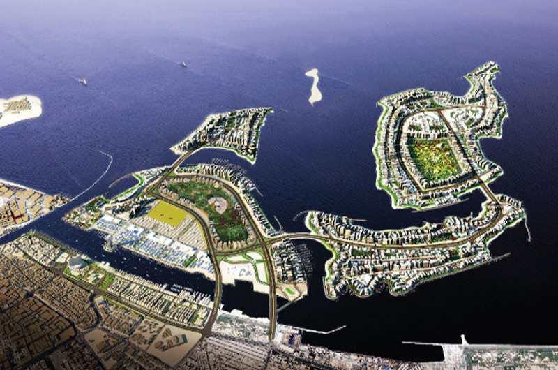 با جزایر مصنوعی دبی آشنا شوید