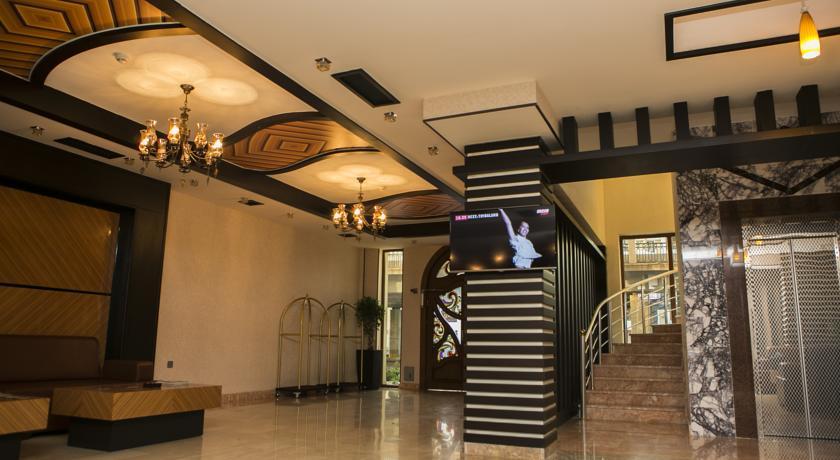 Azalea Baku hotel