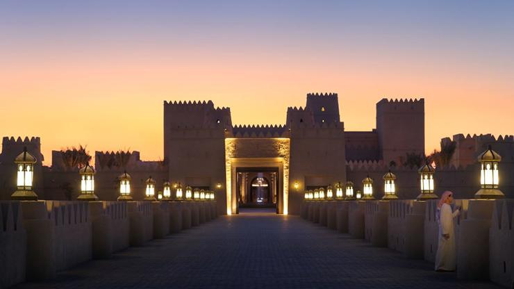 قصر السراب | داغ ترین هتل 5 ستاره ابوظبی در دل بیابان