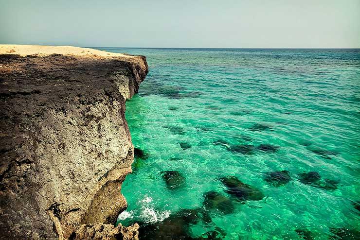 جزیره هندورابی جزیره ای بكر در دل خلیج فارس