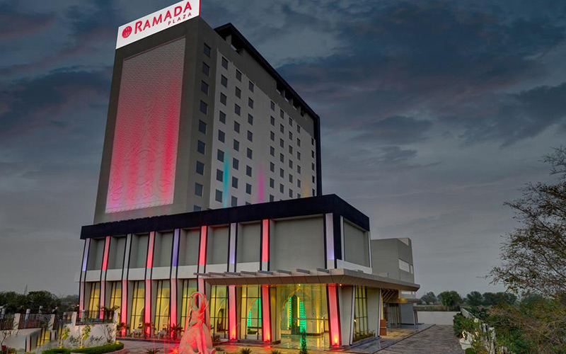 Ramada Plaza Agra hotel