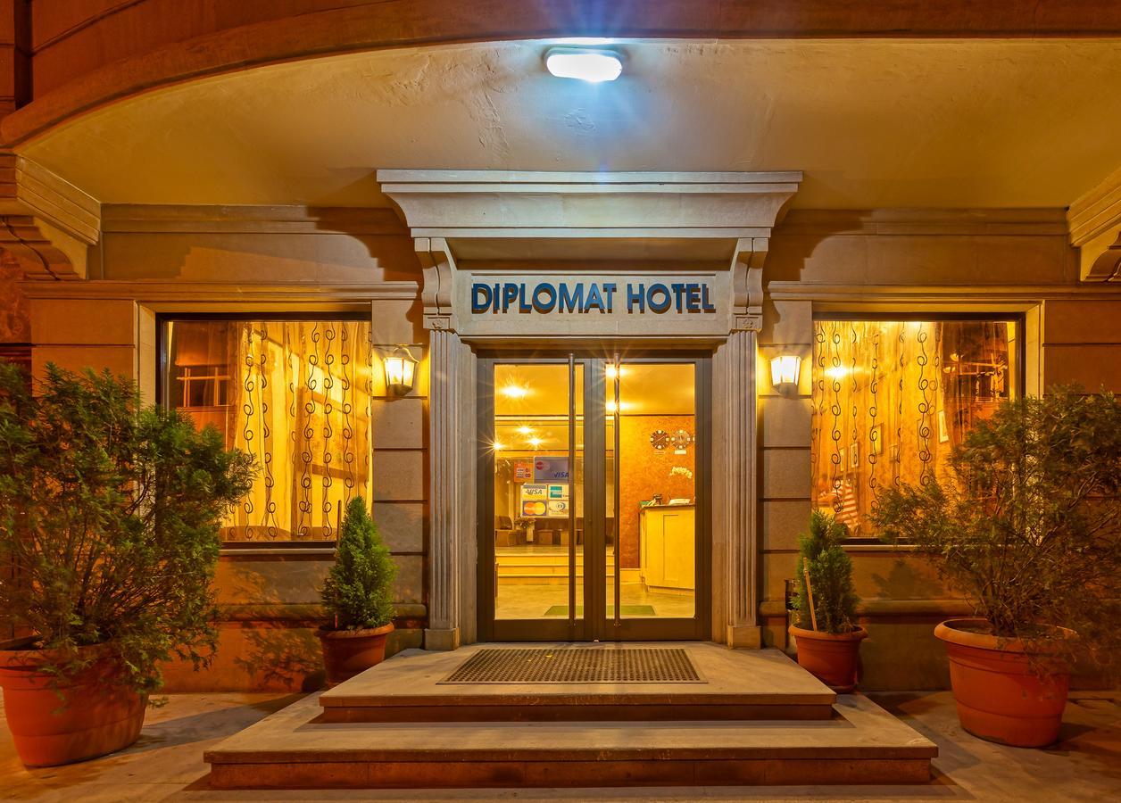 Diplomat Baku hotel