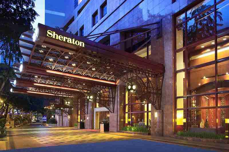 Sheraton Imperial hotel
