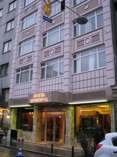 Monopol Istanbul hotel