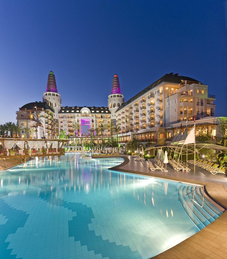 Delphin Diva hotel