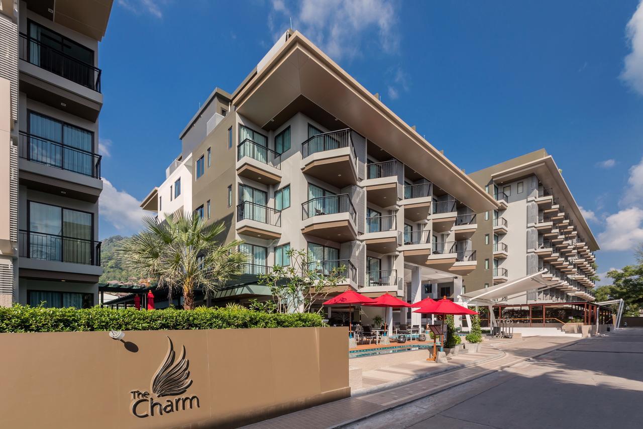 The Charm Resort Phuket hotel