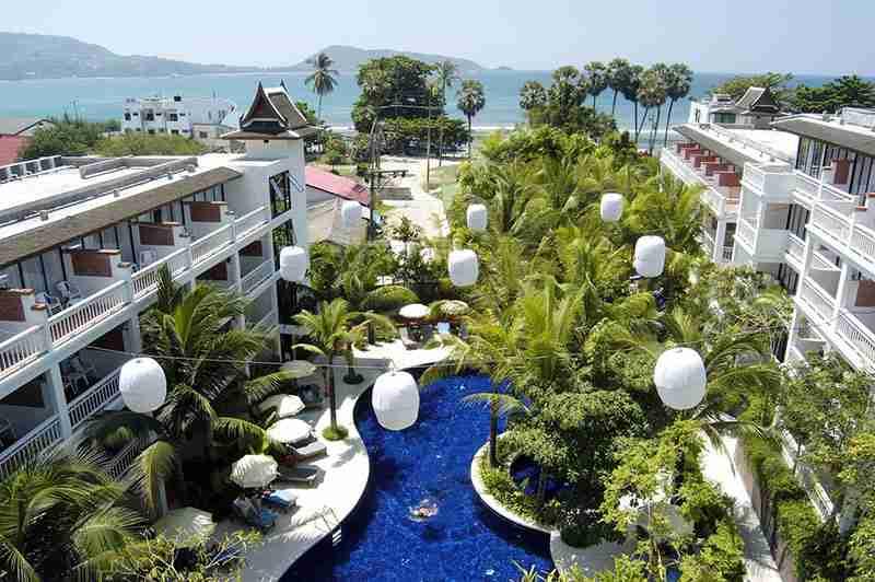 Sunset Beach Resort hotel