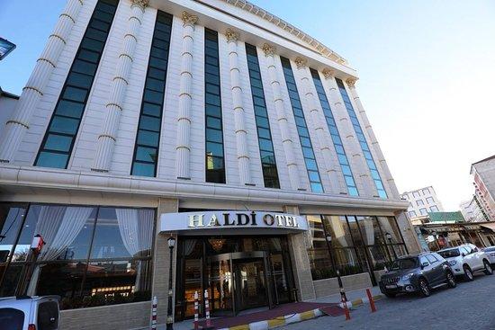 Haldi Hotel