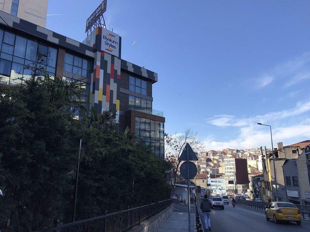 Elysium Styles Taksim