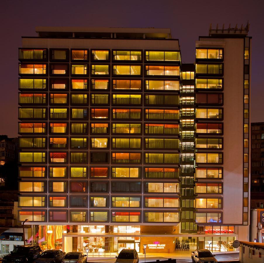 Crowne Plaza Harbiye hotel
