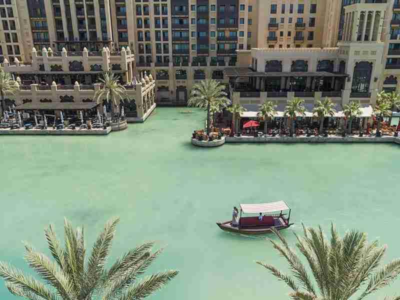 Jumeirah Mina ASalam hotel