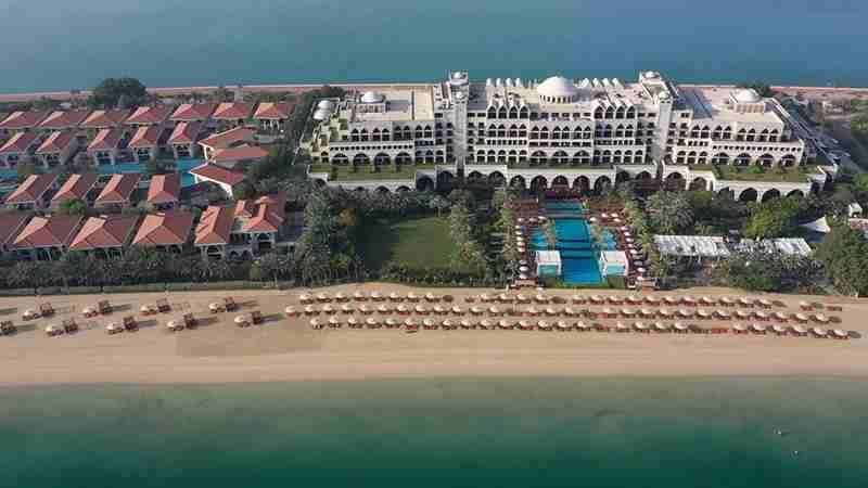 Jumeirah Zabeel Saray hotel