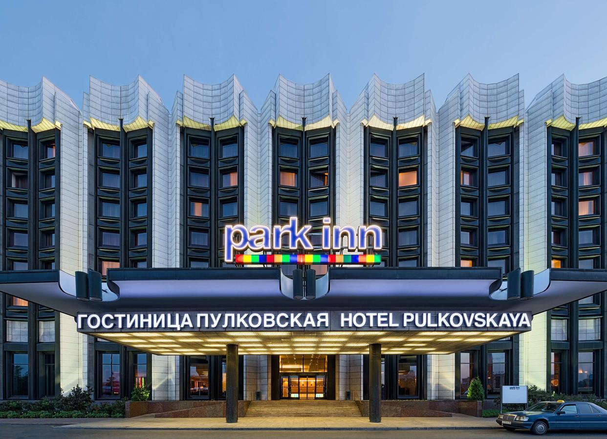 Park Inn Pulkovskaya hotel