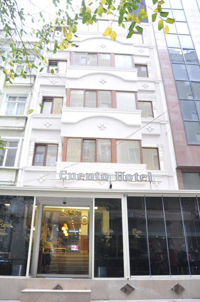 Cuento Taksim hotel