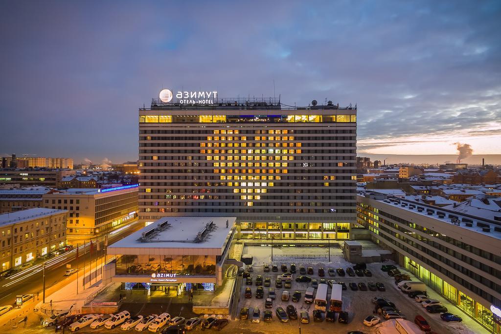 Azimut Saint Petersburg hotel