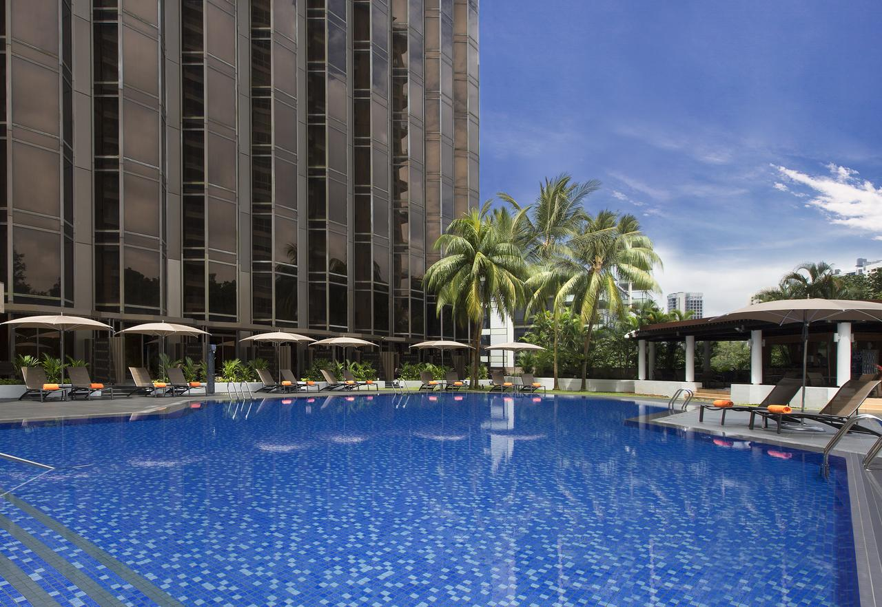 Sheraton Towers hotel