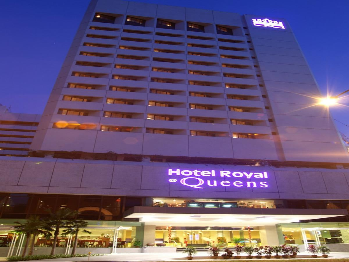 Royal at Queens hotel