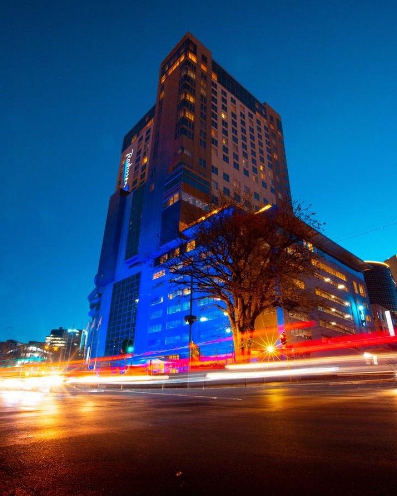 Radisson Blu Johannesburg hotel