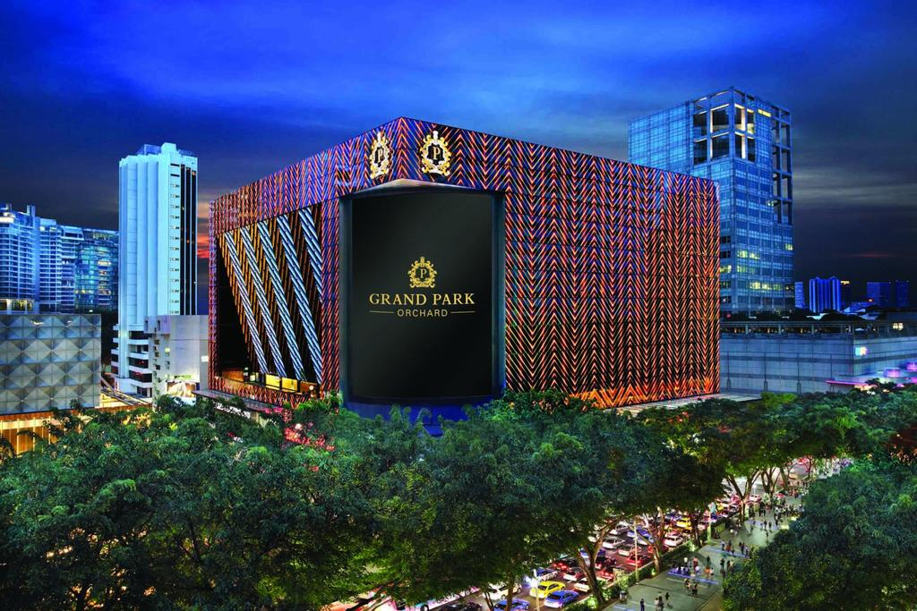 Grand Park Orchard hotel