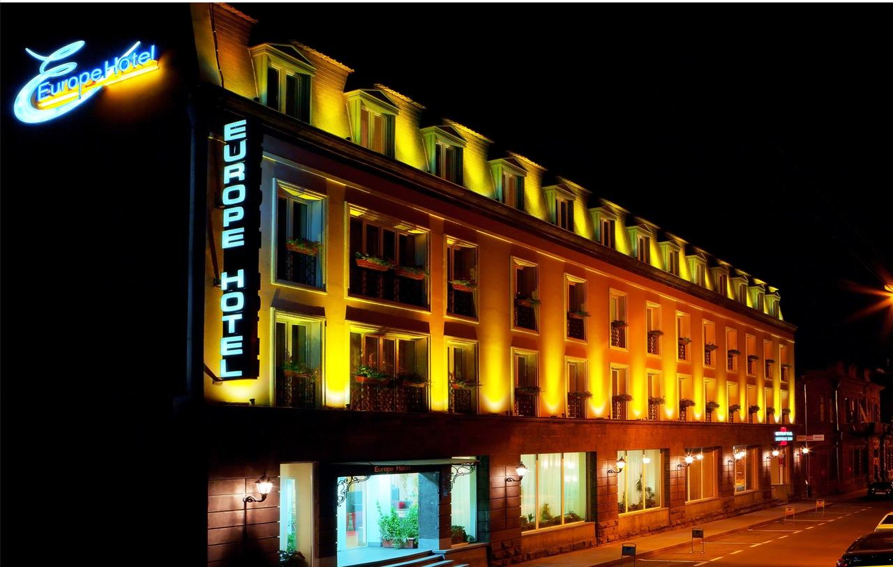 Europe Yerevan hotel